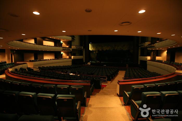 Оперный театр в Тэгу (대구오페라하우스)7
