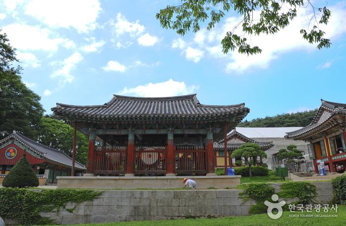 Silleuksa Temple - Yeoju (신륵사 (여주))