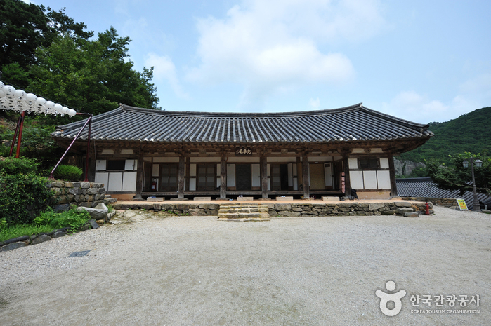 Буддийский храм Досорам (Кочхан) (도솔암(고창))5