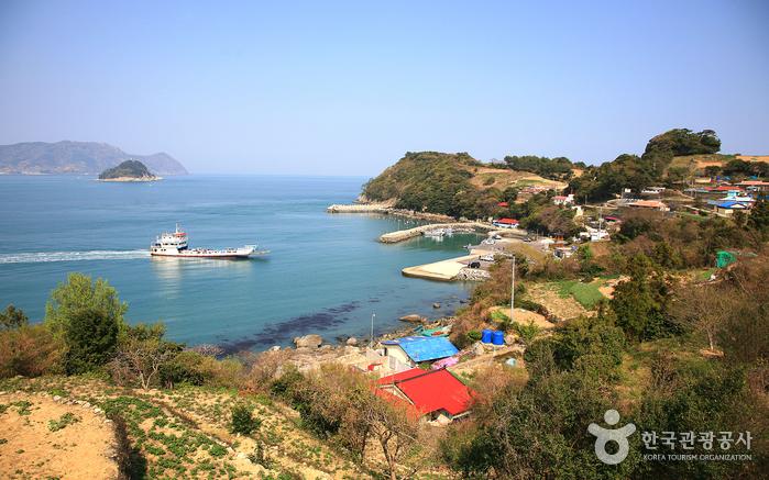 Geumodo Island (금오도)