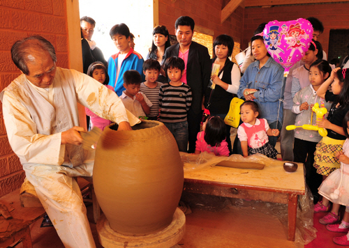 Ulsan Onggi Festival (울산옹기축제)