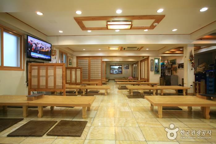 용문산중앙식당