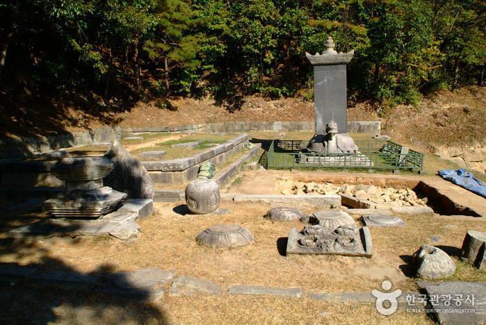 原州法泉寺址(원주 법천사지)