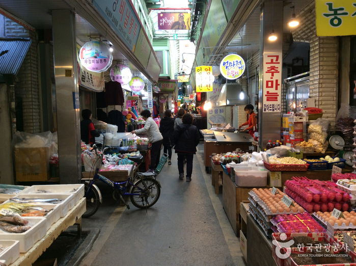 Gwangmyeong Traditional Market (광명전통시장)