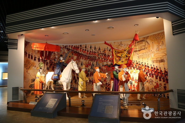 水原華城博物館(수원화성박물관)2
