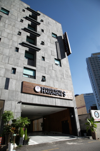Haeundae Business Hotel  (Formerly, Movydick Hotel) - Goodstay (해운대비지니스호텔 (구, 모비딕호텔) [우수숙박시설 굿스테이])