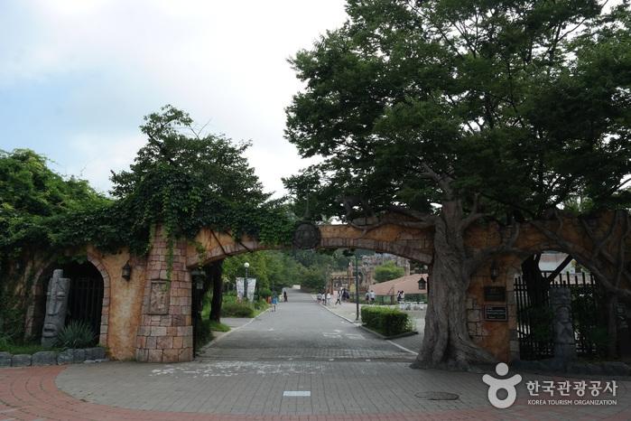 首尔儿童大公园(서울어린이대공원)