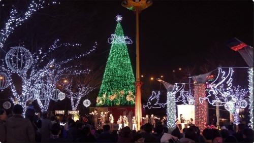 복정동 빛 축제 2017  사진1