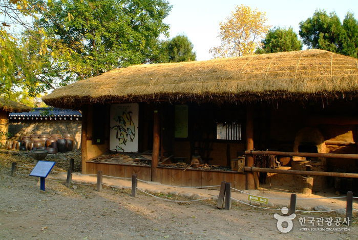 small photo about National Folk Museum of Korea