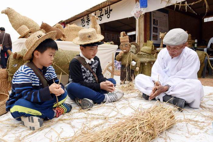 広安里漁坊祭り(광안리어방축제)
