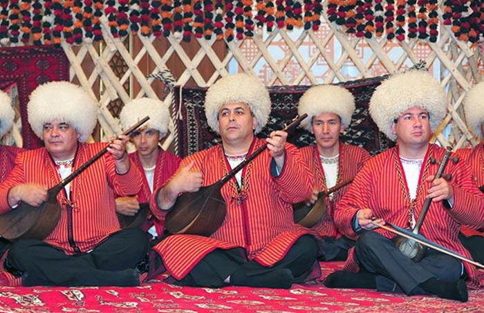 투르크권 문화예술축제 (Turkic Culture Festival) 2016