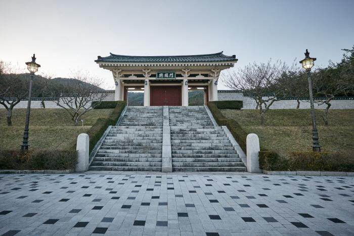 統一殿(慶州)(통일전(경주))3