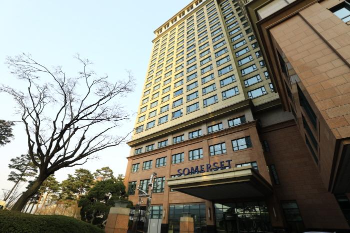 Somerset Palace Seoul [Korea Quality] / 서머셋팰리스 서울 [한국관광 품질인증]