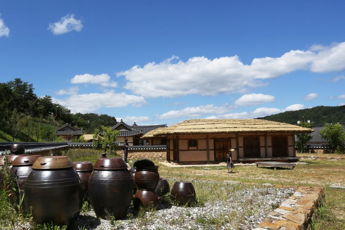 주왕산 관광단지