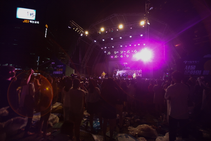 Noche de Cultura en Seúl (서울문화의 밤)