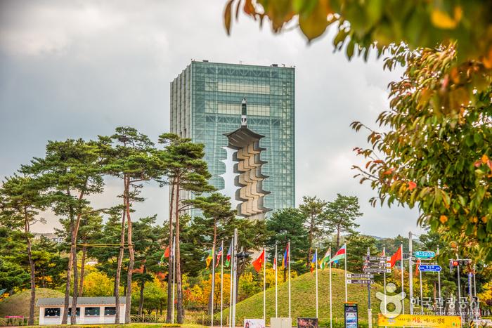 Международный культурный выставочный парк в Кёнчжу (경주세계문화엑스포공원)2