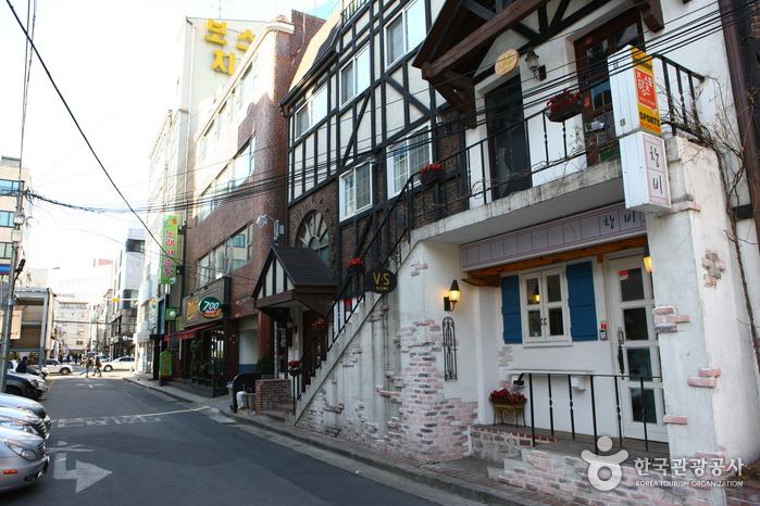 Seorae Village (서래마을)