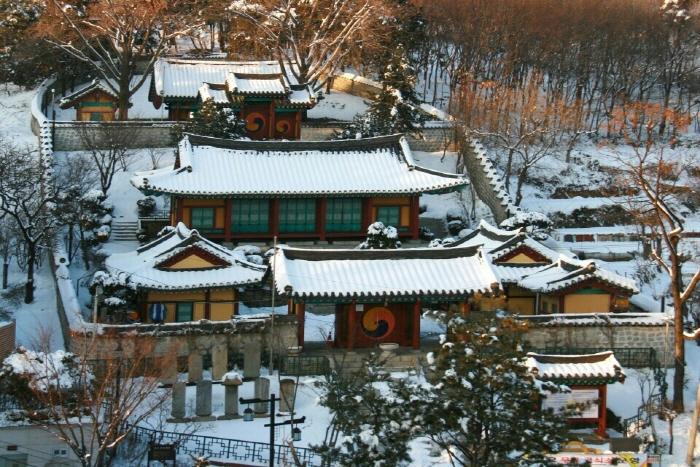 Konfuzianische Akademie Yangcheonhyanggyo (양천향교)