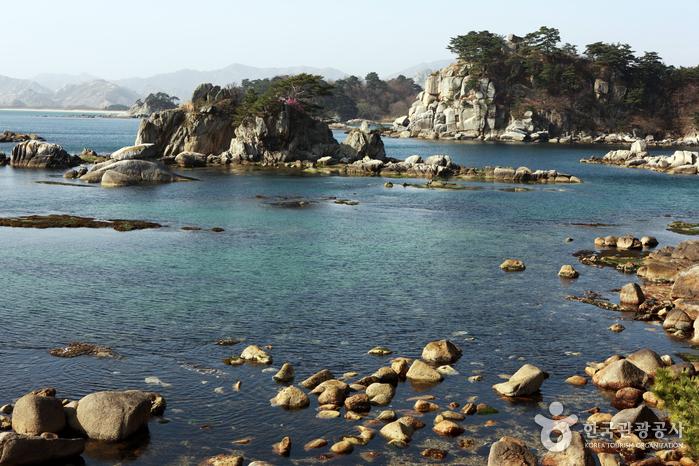Insel Geojedo (거제도)