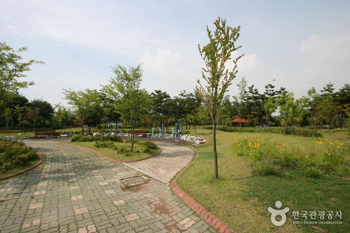 モンマルトル公園(몽마르뜨공원)