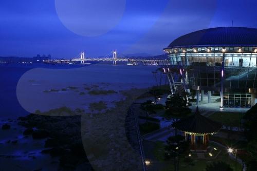 Dongbaekseom Island (해운대 동백섬)