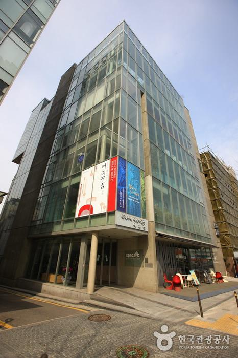 Coreana Art & Culture Complex (코리아나 화장박물관)