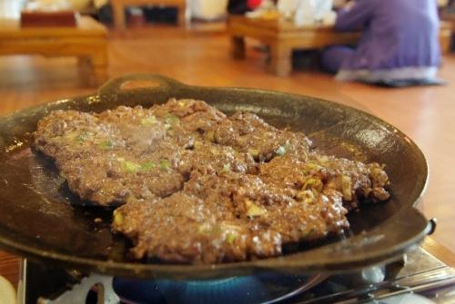 1등급 담양 한우암소갈비로 만든 떡갈비 맛집