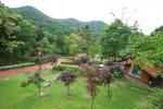 칠곡 송정자연휴양림