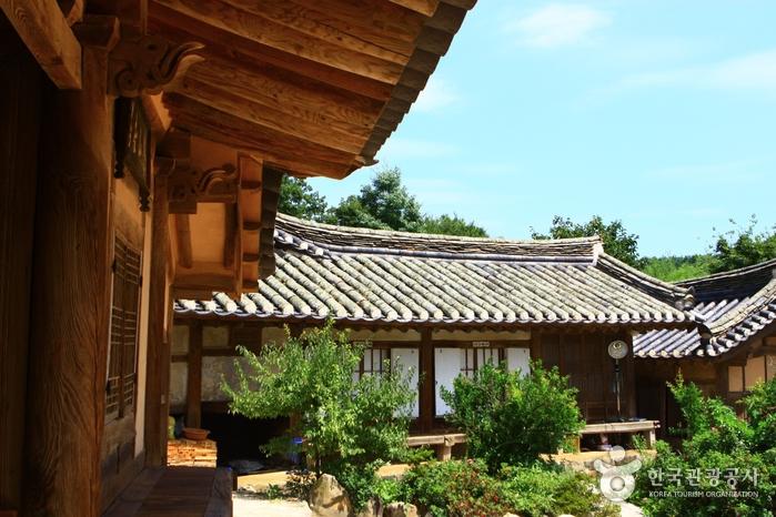 慶州良洞村[ユネスコ世界文化遺産](경주 양동마을[유네스코 세계문화유산])