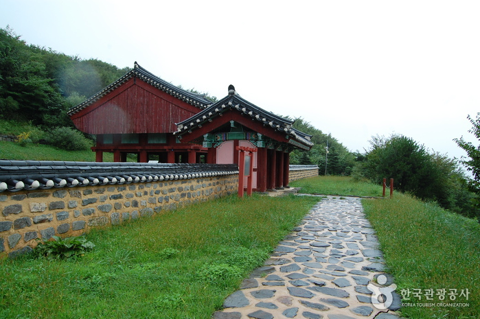 Jeoksangsan Mountain (적상산)
