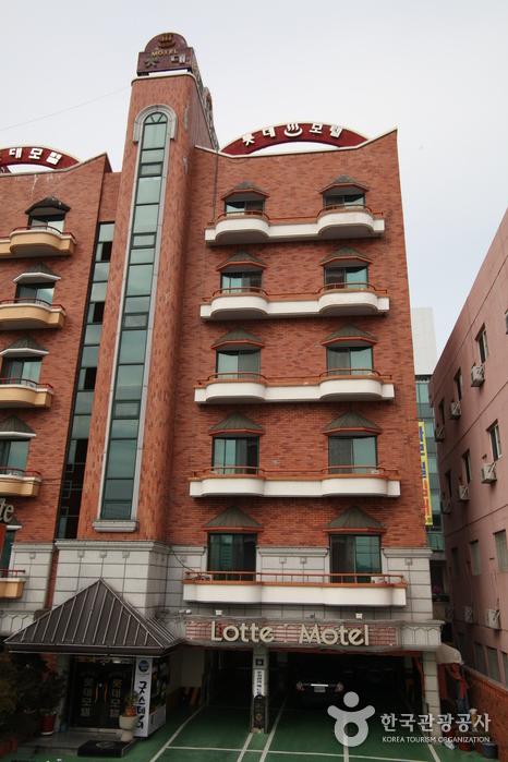 Lotte Motel - Goodstay (롯데모텔 [우수숙박시설 굿스테이])