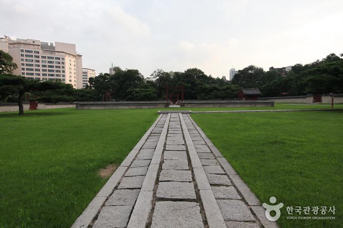 Parque Sajik - Seúl (사직근린공원 - 서울)