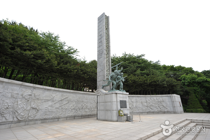 Incheon Landing Operation Memorial Hall (인천상륙작전기념관)