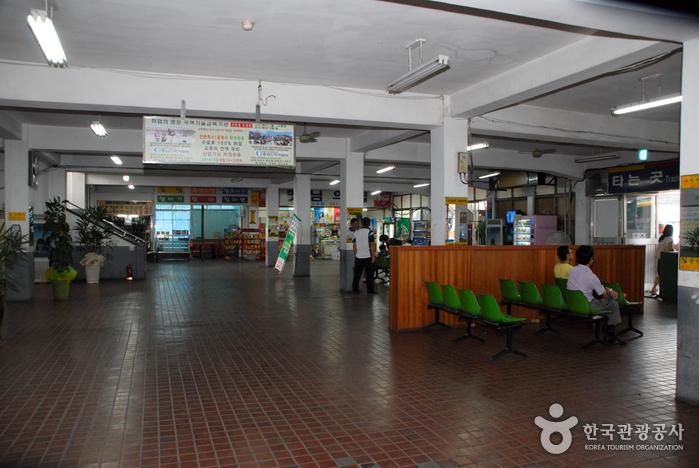Daejeon Seobu Intercity Bus Terminal (대전서부시외버스터미널)