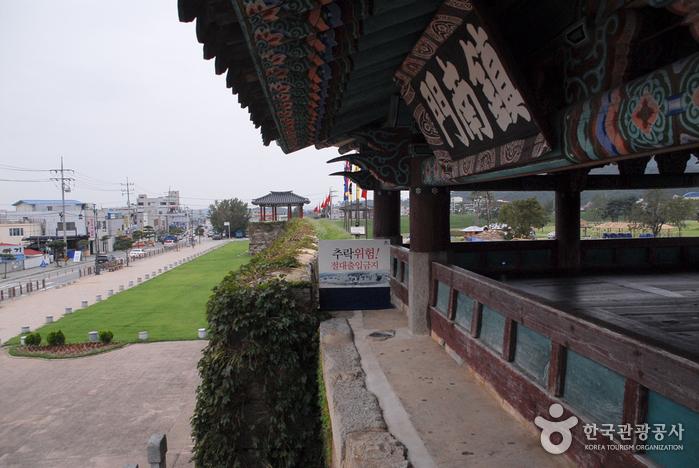Haemieupseong Fortress (서산 해미읍성)