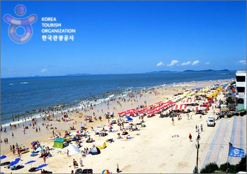 Daecheon Beach (대천해수...