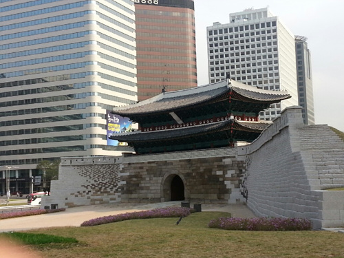 Sungnyemun Gate (Nam...