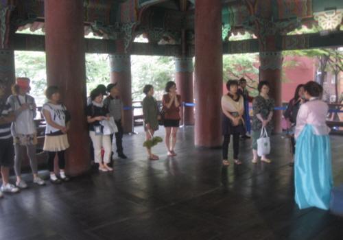 Bosingak Bell-Ringing Ceremony (보신각타종행사)