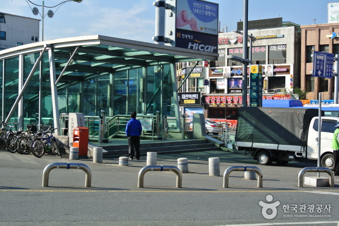 Gare de Daejeon (대전역)