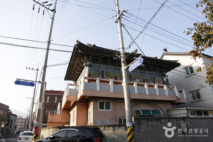 경산포교당(보문사)