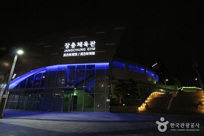 Jangchung-Sporthalle (장충체육관)