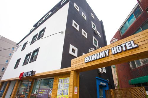 Ekonomy Hotel Bupyeong Incheon (이코노미호텔 인천부평점)