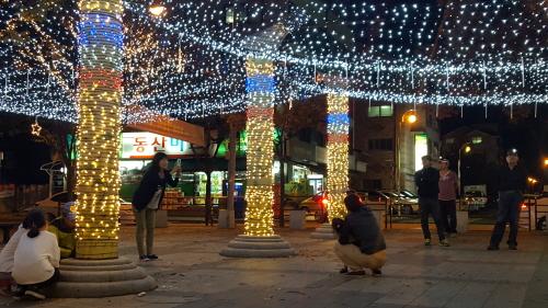복정동 어울림 빛 축제 2018  사진2