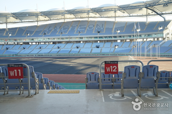 Incheon Munhak Sports Complex (Incheon Worldcup Stadium) (인천문학경기장(인천월드컵경기장))