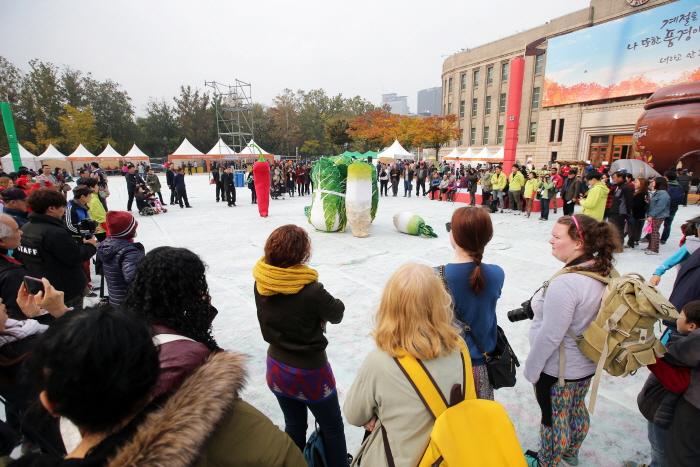 Seoul Kimchi Festival (서울김장문화제)