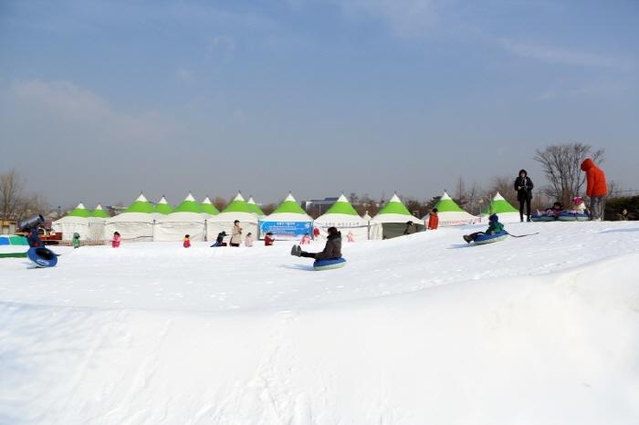 신나는 왕송호수 겨울축제 겨울아 놀자 2018  사진4