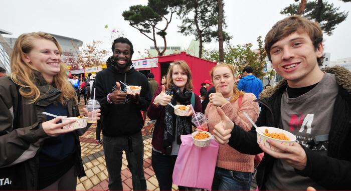 全州拌饭庆典전주비빔밥축제