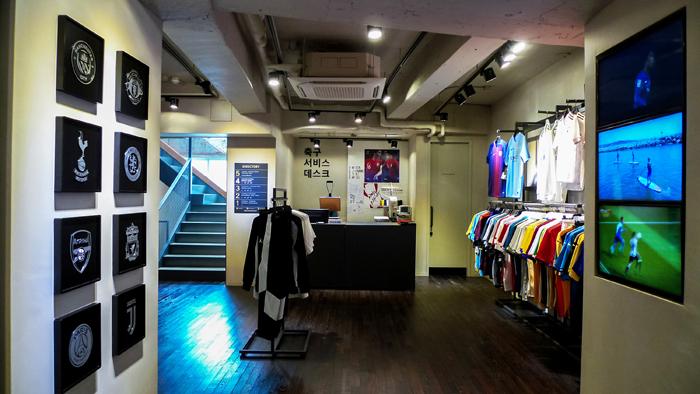CAPO足球用品店(CAPO Football Store)[韓國觀光品質認證/Korea Quality]카포 풋볼 스토어 [한국관광 품질인증/Korea Quality]21