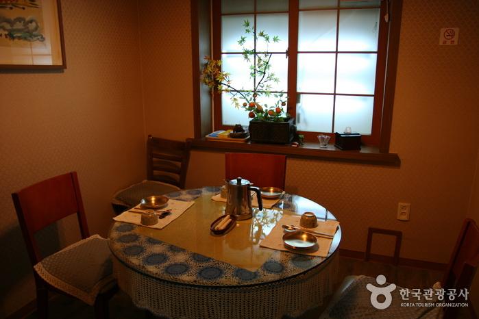 Ресторан Keungiwajip (큰기와집)4