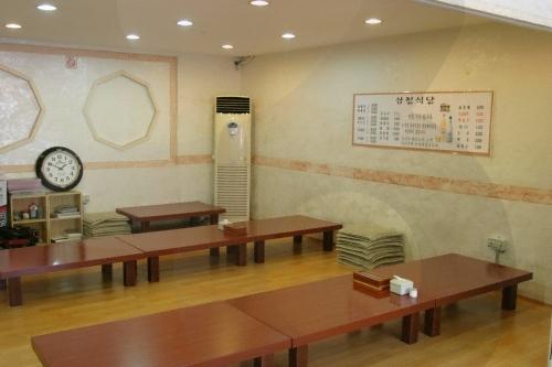 サムジョン食堂(삼정식당)